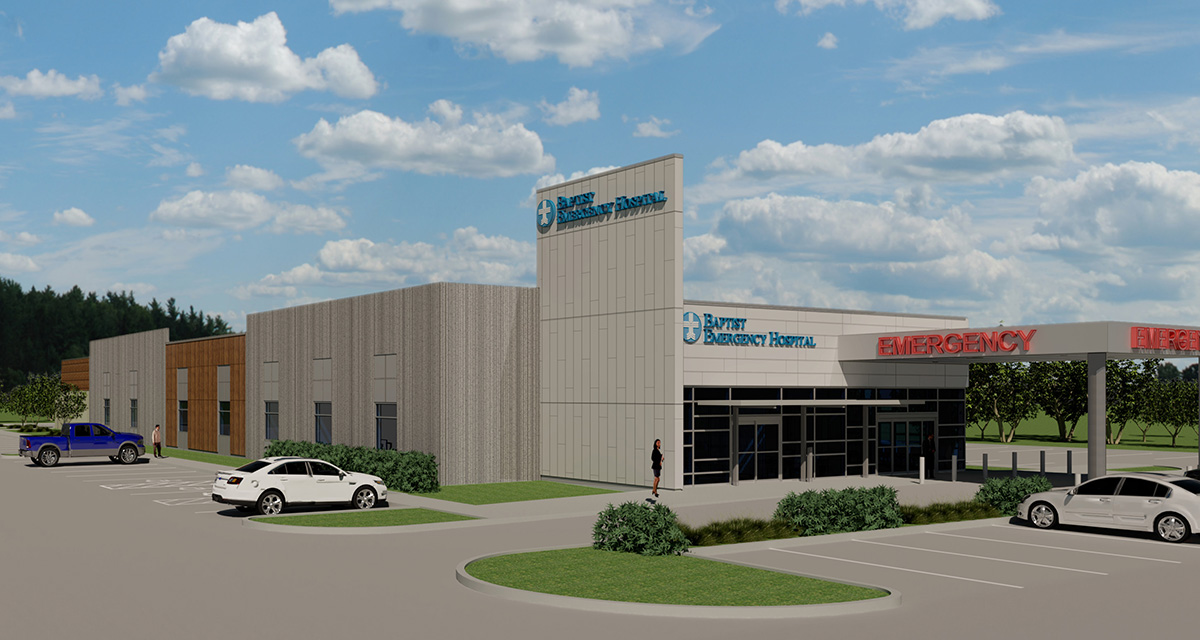 Baptist Emergency Hospital coming soon to southwest San Antonio
