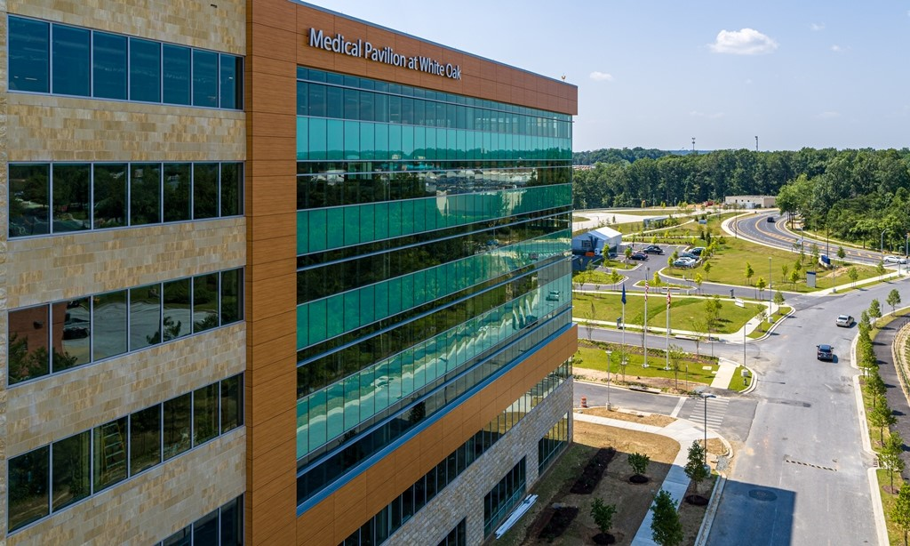 Maryland Oncology plans to open major practice in the Seavest-owned Medical Pavilion at White Oak