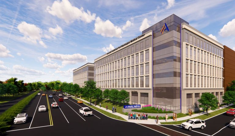 Seavest and Trammell Crow Company break ground for their third major MOB project in the Washington, D.C., area