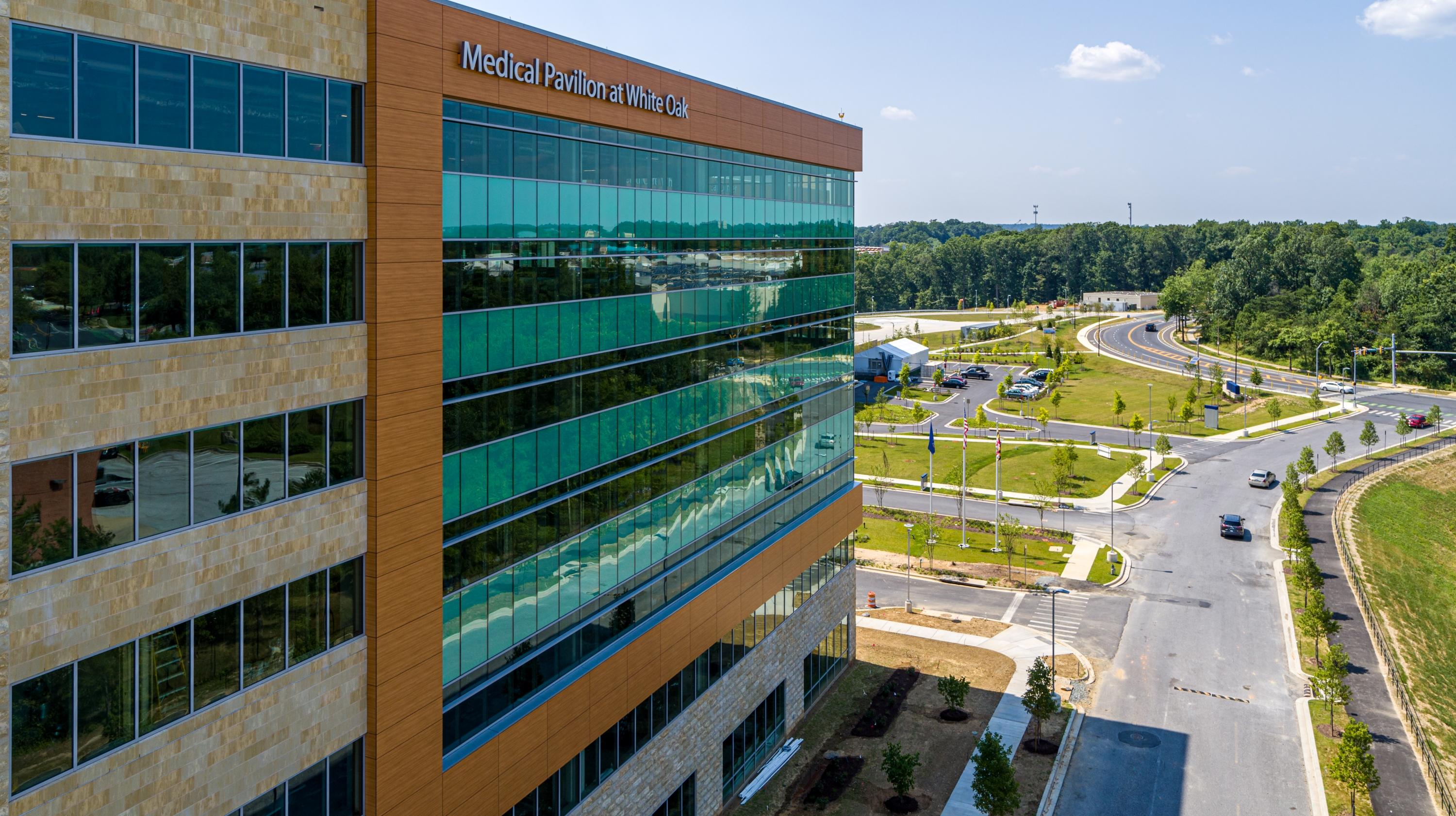"Trammell Crow Company and Seavest Healthcare Properties project at White Oak awarded HREI Insights Award for ""Best New Medical Office Building and Other Outpatient Facility over 100,000 sf"""